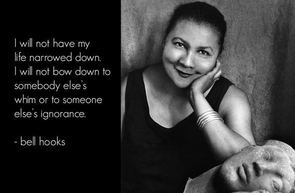bell hooks talking back In childhood, bell hooks was taught that talking back meant speaking as an equal to an authority figure and daring to disagree and/or have an opinion.