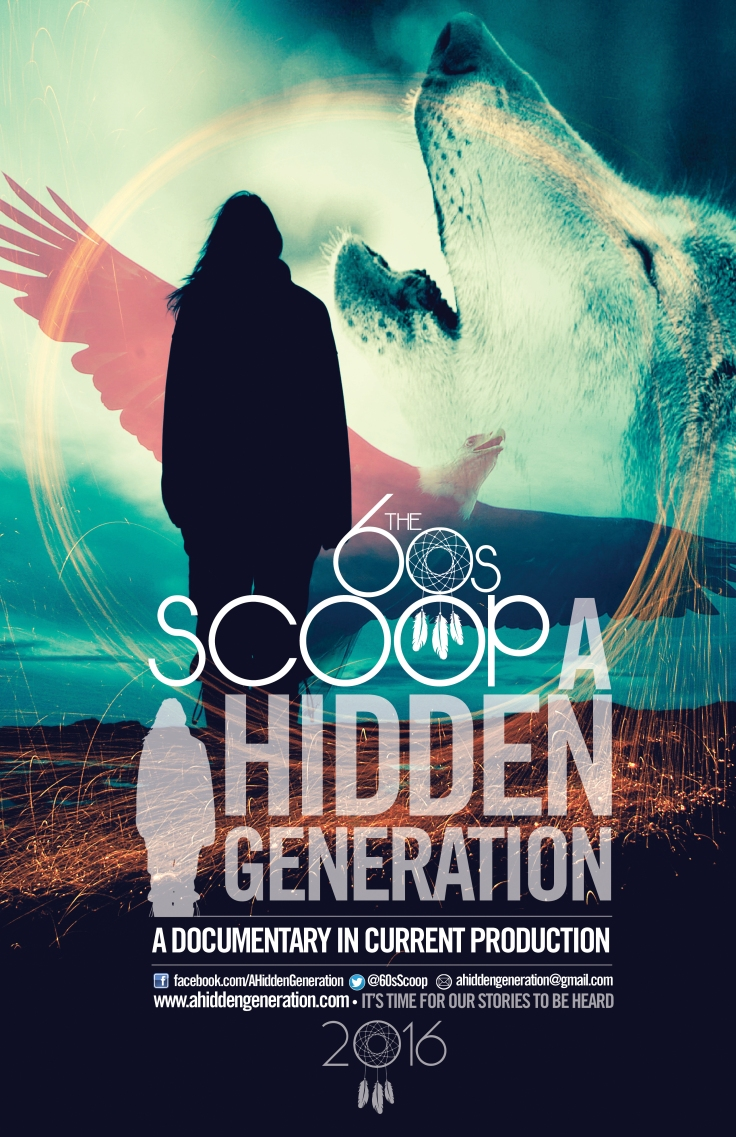 A Hidden Generation Poster by Colleen C